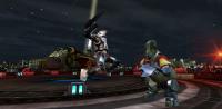 極限まで操作がシンプル化されているのに白熱の読み合いを実現!ロボット同士が戦う対戦格闘アクション