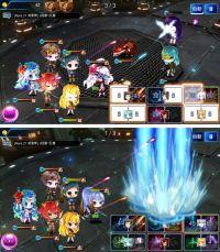 銃撃が飛び交うリアルタイムバトル!日本向けのビジュアルとUIの美少女戦姫RPG