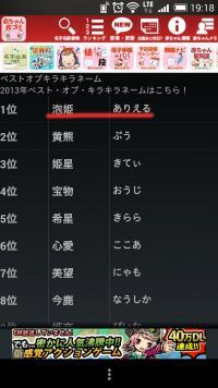 1位は「泡姫」!!日本のキラキラネームが本気で大変なことになっている件 ※本気(マジ)という名は12位です。