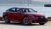 【短評】新型レクサス「LS500 F Sport」に米国版Autoblog編集部員たちが試乗「これはLCのセダン・バージョンではない」