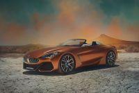 【ビデオ&フォト】BMW、次期型「Z4」を予告するコンセプト・モデルを発表!