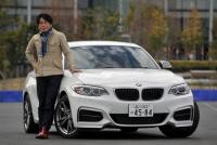 【試乗記】BMW M240i、M2クーペに比べ簡単に言えば、細マッチョ!:山田弘樹