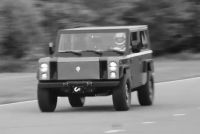【ビデオ】Bollinger Motors、電動スポーツ・ユーティリティ・トラック「B1」をサーキットでテスト中!