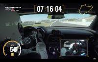 【ビデオ】シボレー「カマロ ZL1 1LE」が、ニュルブルクリンクでスーパーカー並みのラップ・タイムを記録!
