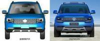 これはパクリ過ぎ!? 中国メーカーがVWの新型SUV「タイグン」のコピー車を販売!