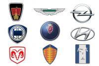 【初心者向け】クルマ好きなら答えられる!自動車ブランド「エンブレム当てクイズ」