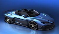 イタルデザイン、自社製スーパーカー「ゼロウノ」のロードスター・バージョンをジュネーブ・モーターショーで公開すると発表!