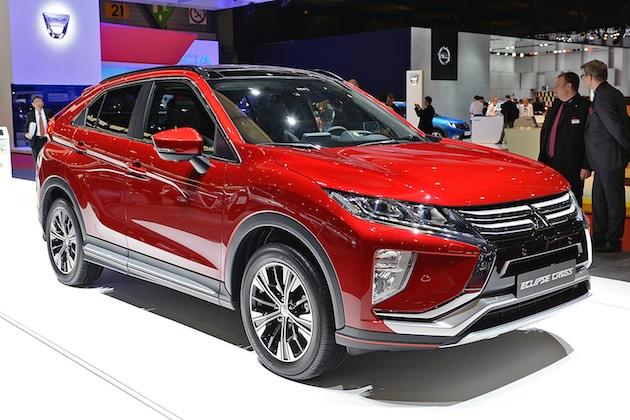 Mitsubishi Eclipse 2016 >> 三菱自動車、2019年までに6車種の新型モデルと5車種の改良した既存モデルを投入すると発表(2017年10月28日 ...