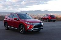 三菱自動車、新型コンパクトSUV「エクリプス クロス」の画像と概要を公開
