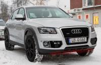 【スパイショット】ポルシェの小型SUV、「ケイジャン」が寒冷地テストの真っ最中!