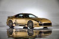 V12ツインターボ・エンジンを積むトップシークレットのトヨタ「スープラ」、東京オートサロン併催オークションに登場!