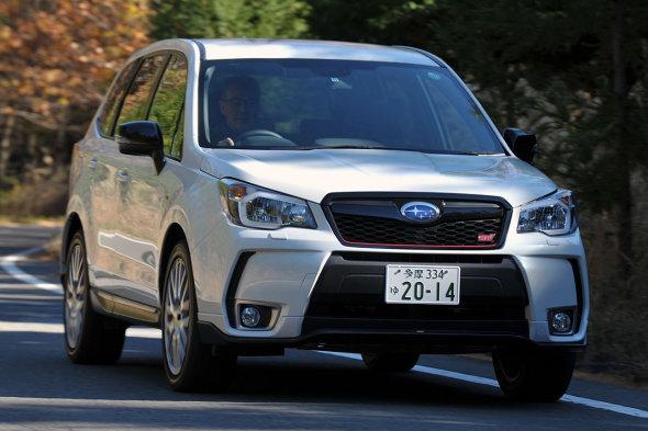 Subaru Forester Xt >> 【試乗記】スバル、新型『フォレスターtS』速攻試乗(2014年12月1日) - エキサイトニュース(1/6)
