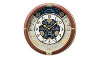 【製品速報】家庭用からくり時計の誕生から30周年、セイコークロックが記念モデルを発売