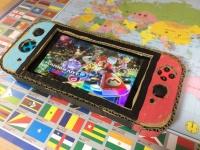 「Nintendo Switch」が欲しくてダンボールで手作りした子ども 中を本物にすり替えたサプライズに歓喜