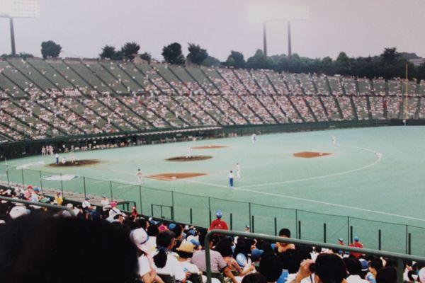 【西武】1985年、甲子園で圧倒されて広岡ライオンズは終わりを ...