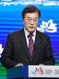 """韓国・文大統領の""""鈍感力"""" 北朝鮮支援発表で国民も不安に"""