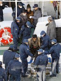 """実は""""工作員""""か? 北海道に漂着した北朝鮮船の「正体」"""