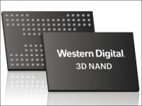 microSDXCカードやSSDの容量大幅増へ、ウェスタンデジタルが3D NANDで4ビットセルを実現