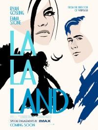 『ラ・ラ・ランド』が全国27館でIMAX上映決定 限定ポスター先着配布も