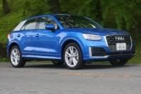 スムーズに4気筒→2気筒へと変わる気筒休止エンジンと乗用車的な走り【Audi Q2試乗】