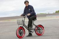 空気を入れないからパンクしない、新しいタイヤの形を提案するエアフリーコンセプトの乗り心地は?