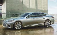 世界の自動車メーカーが大注目!新型「レクサスLS」の先進予防安全技術