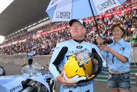 キング「ケニー・ロバーツ」三十数年ぶりに8耐の鈴鹿を走る!【鈴鹿8耐・前夜祭】