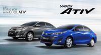 トヨタがスタイリッシュなコンパクトセダン「YARIS ATIV」をタイ市場に投入!
