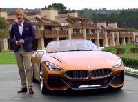 BMWが「Z4」コンセプトモデルを公開。次期「トヨタ・スープラ」にも期待!