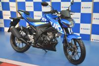 噂は本当だった!フルサイズの125ccバイクがついに来日。 スズキ「GSX-S125」日本登場。