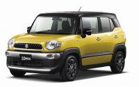 【東京モーターショー2017】ハスラーのコンパクトカー版!? スズキ「クロスビー」