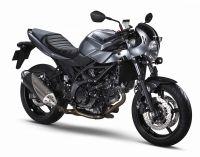 【東京モーターショー2017】ネオレトロ・カテゴリーのスズキ「SV650X」の進化とは?