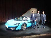 マクラーレン世界第4位、ランボルギーニ世界第2位、日本人はスーパーカーがお好き!?