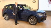 【新車】3代目新型「BMW X3」発売開始!! 直列2.0Lガソリン、ディーゼルターボを搭載し、価格は639万円〜