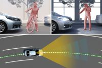「Toyota Safety Sense」と「Lexus Safety System +」が2018年から順次第2世代に移行。小型車への採用も?