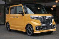 【新車】スペーシア/スペーシア カスタムがフルモデルチェンジ。搭載される軽自動車初を含む先進安全装備とは?