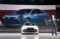 【デトロイトショー2018】トヨタ自動車が新型「AVALON」をワールドプレミア。日本への導入の可能性は?