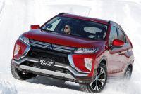 【三菱・エクリプスクロス雪上試乗】ドライバーがコントロールする楽しさを残したセッティングでファンな走りを実現
