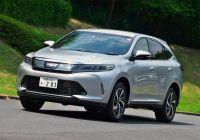 ハリアー、ヴェゼル…人気SUV10車種の気になる「リセールバリュー」を大公開。中古車市場で人気の車種は?