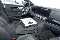 3月公開のメルセデスAMG GTクーペ、コックピットを先行キャッチ