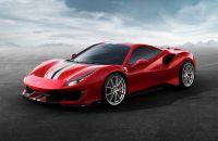 【ジュネーブモーターショー2018】フェラーリ最後の純ガソリン車? V8フェラーリ最強を誇る「Ferrari 488 Pista(ピスタ)」