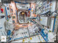 Googleマップがついに宇宙進出、ストリートビューで宇宙ステーションを探索