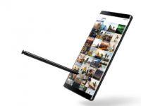 「Galaxy Note8」発表、6.3インチの広い画面でペン対応スマホが進化
