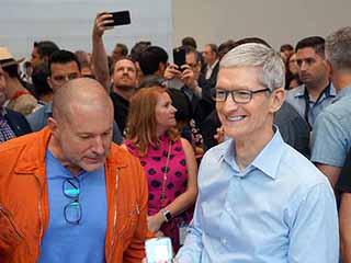 iPhone XとiPhone 8/8 PlusにApple Watch Series 3に触ってきた - ハンズオン会場にはティム・クックとジョナサン・アイヴ