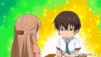 TVアニメ『お見合い相手は教え子、強気な、問題児。』、第4話の先行カット
