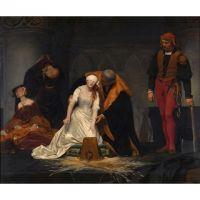 行った気になる世界遺産 (76) 「怖い絵」展で話題の「レディ・ジェーン・グレイの処刑」、その舞台は今…