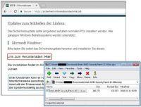 脆弱性「Spectre」「Meltdown」のパッチを偽装したマルウェアに注意