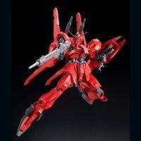 赤いガンダムMk-IIIがガンプラRE/100に登場、幻の