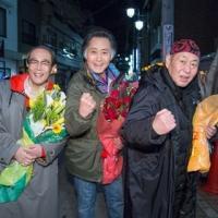 『三匹のおっさん』最終回で偽三匹登場!? 撮影終えた泉谷「花束いらねぇ」