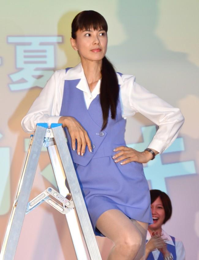 帰ってきた『ショムニ』初回視聴率18.3% フジ夏ドラマ軒並み好発進